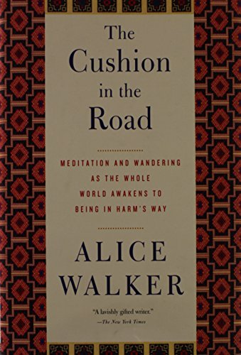 Alice Walker Cushion In The Road The Meditation And Wandering As The Whole World Awake