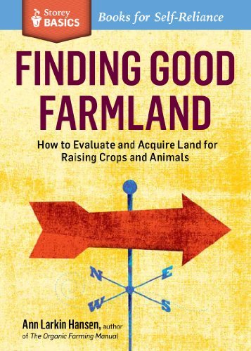 Ann Larkin Hansen Finding Good Farmland How To Evaluate And Acquire Land For Raising Crop