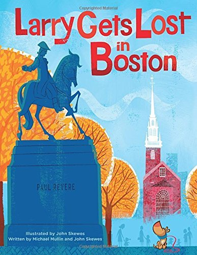 Michael Mullin Larry Gets Lost In Boston