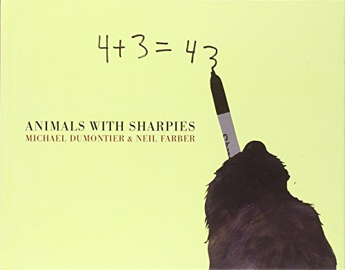 Michael Dumontier Animals With Sharpies