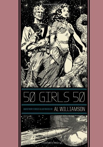 Frank Frazetta 50 Girls 50 And Other Stories