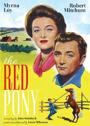 Red Pony (1949) Loy Mitchum Bw Nr