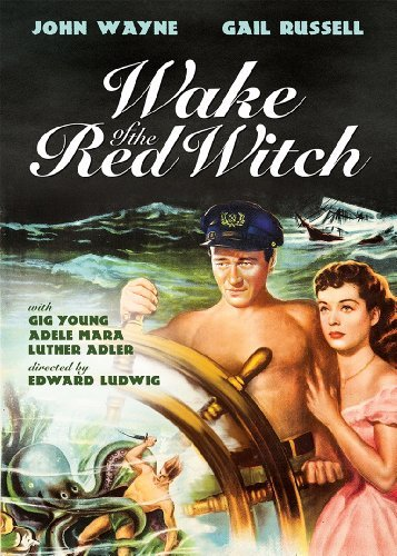 Wake Of The Red Witch (1949) Wayne Russell Nr