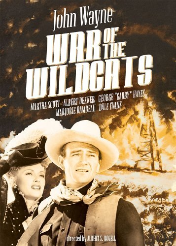 War Of The Wildcats (1943) Aka Wayne Scott Dekker Hayes Bw Nr