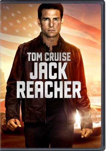 Jack Reacher Cruise Pike Duvall DVD Pg13 Ws