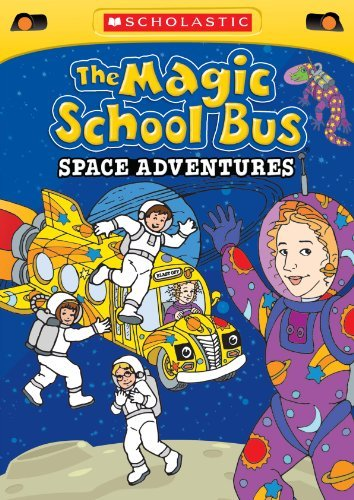 Space Adventures Magic School Bus Nr