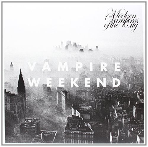 Vampire Weekend Modern Vampires Of The City Incl. Digital Download