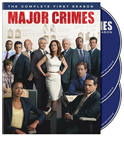 Major Crimes Season 1 DVD Nr 3 DVD