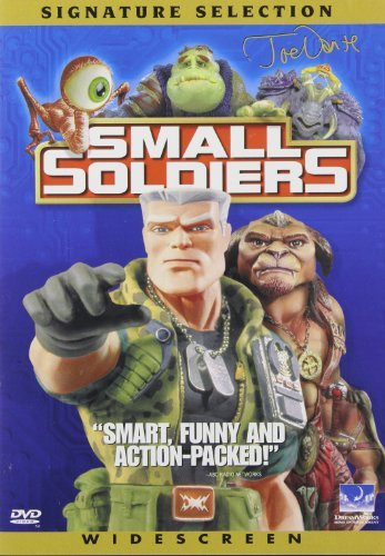 Small Soldiers Dunst Hartman DVD Pg13