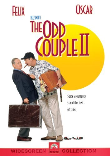 Odd Couple 2 Lemmon Matthau Pg13