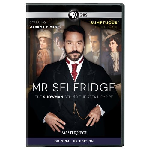 Mr. Selfridge Season 1 DVD Nr