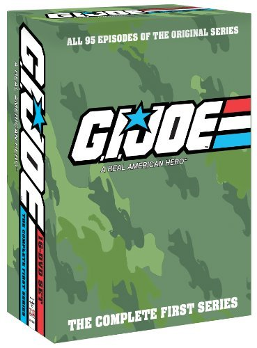 G.I. Joe A Real American Hero G.I. Joe A Real American Hero Nr 16 DVD