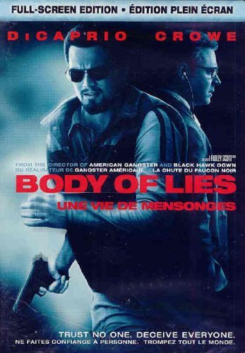 Body Of Lies (une Vie De Mensonges) Dicaprio Crowe Strong Issac Fs