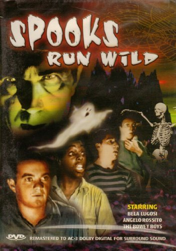 Spooks Run Wild (1941) Lugosi Gorcey Jordan Hall Morr