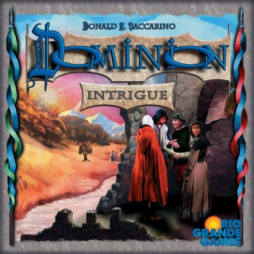 Donald X. Vaccarino Dominion Intrigue