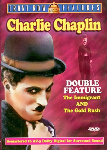 Immigrant Gold Rush Chaplin Charlie Double Feature