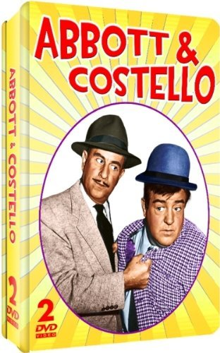 Abbott & Costello 1949 56 Abbott Costello Tin 2 DVD Nr