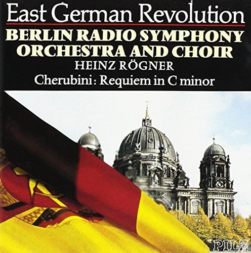 L. Cherubini East German Revolution Requiem In C Min