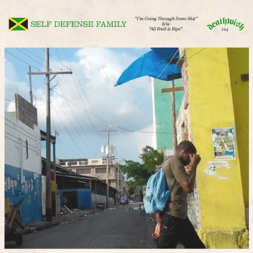 Self Defense Family Island Sessions 1 7 Inch Single