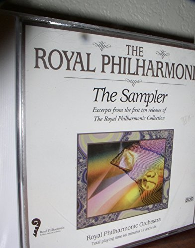 The Royal Philharmonic Orchestra The Royal Philharmonic Collection The Sampler