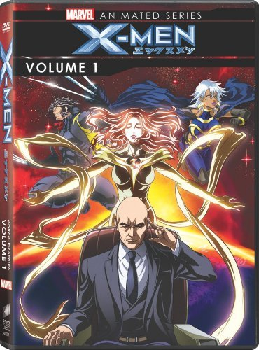 Vol. 1 X Men Animated Series Aws Nr