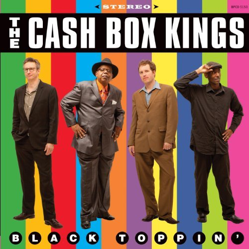 Cash Box Kings Black Toppin'