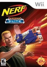 Wii Nerf 2 N Strike Elite Game Only