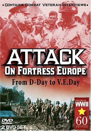 Attack On Fortress Europe Attack On Fortress Europe 2 DVD