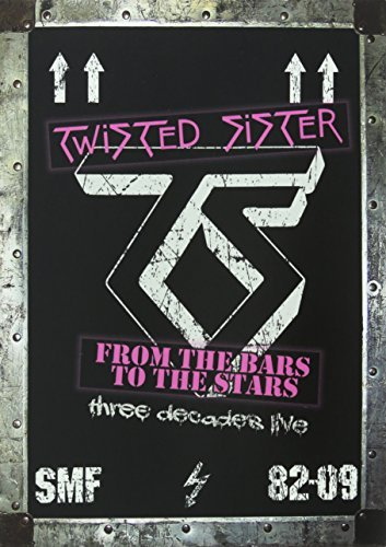 Twisted Sister From The Bars To The Stars 5 DVD