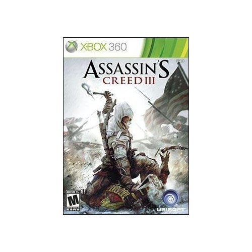 Xbox 360 Assassins Creed Iii Gamestop Exclusive Edition