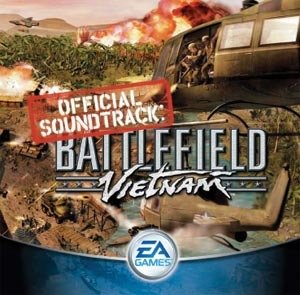 Electronic Artists Battlefield Vietnam Official Soundtrack