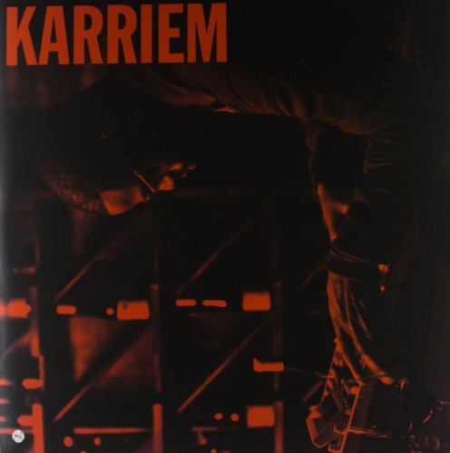 Karriem Riggins Alone Incl. Download Card