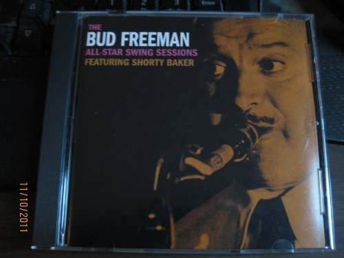 Bud Freeman All Star Swing Sessions CD R