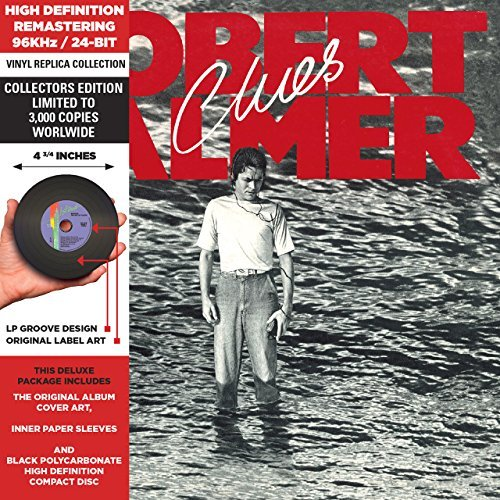 Robert Palmer Clues Remastered Lmtd Ed.
