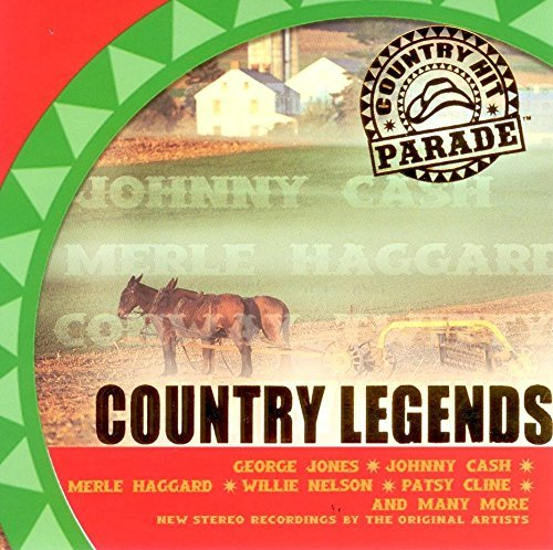 Country Hit Parade Country Legends