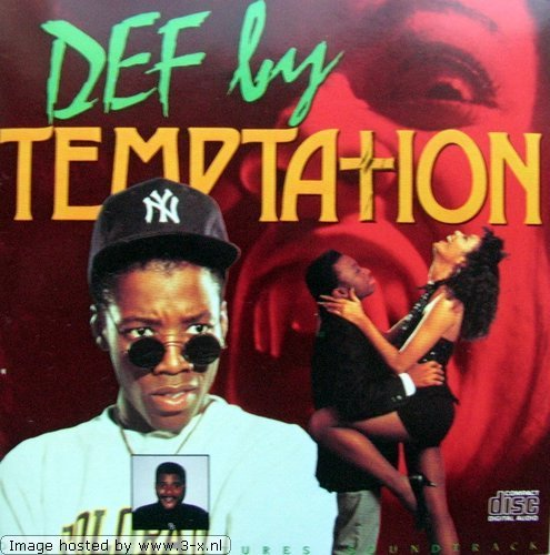Original Soundtrack Def By Temptation