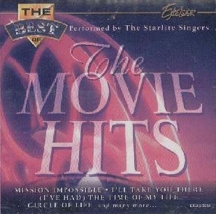 The Starlite Singers The Best Of The Movie Hits