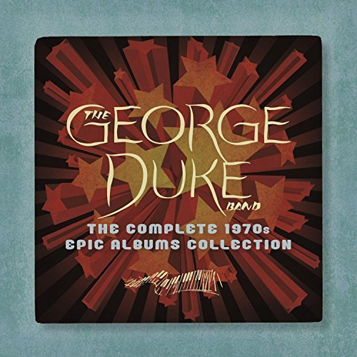 George Duke Complete 1970s Epic Albums Col 6 CD
