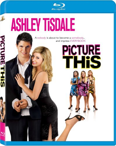 Picture This Tisdale Ashley Blu Ray Ws Tisdale Ashley