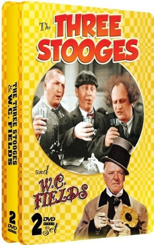 Three Stooges & W C Fields 193 Three Stooges & W C Fields 193 Nr 2 DVD