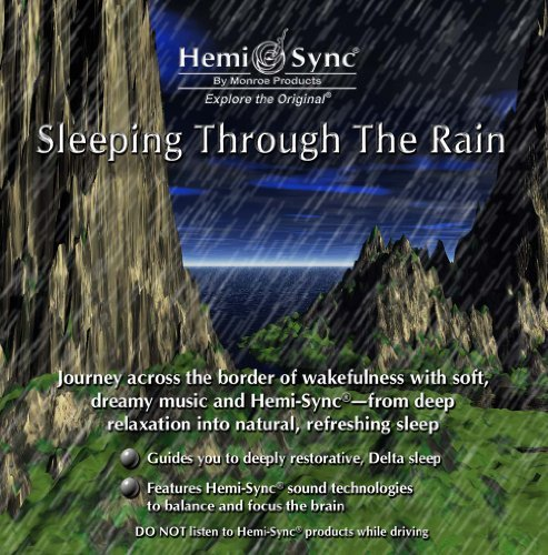 Monroe Products Sleeping Through The Rain