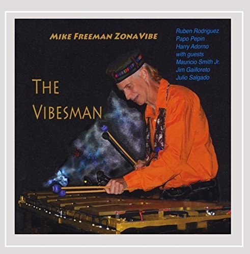 Mike Freeman Zonavibe Vibesman