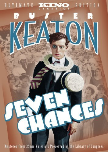 Seven Chances Ultimate Editio Keaton Buster Nr