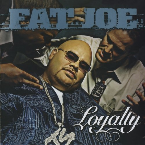 Fat Joe Loyalty CD R