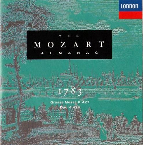 W.A. Mozart 1783 Mass In C Minor Duo For Vioin & Viola