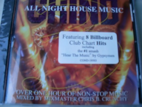 Grind 3 All Night House Music Daphne Rough Taylor Thomas Red Red Groovy Gypsymen Elan