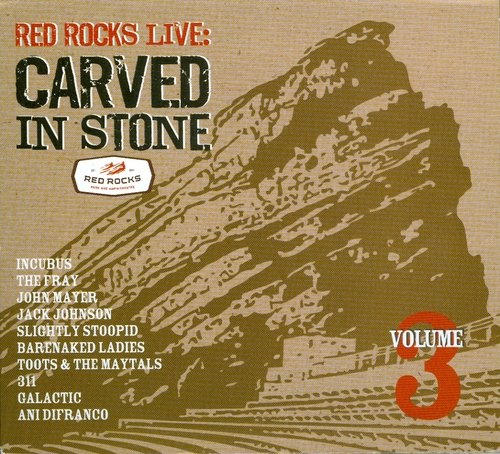Carved In Stone Vol. 3 Red Rocks Live Carved