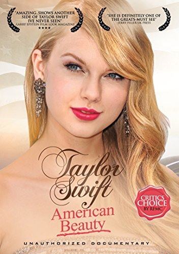 Taylor Swift American Beauty Unauthorized Nr