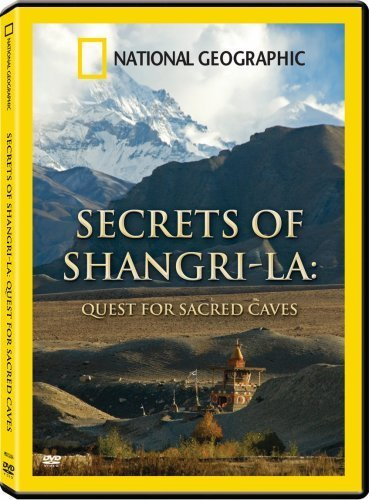 National Geographic Secrets Of Shangri La Quest F Nr