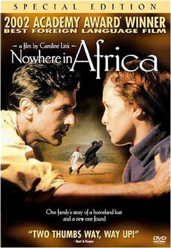 Nowhere In Africa Kohler Zimmerman Ninidez Habic Special Edition